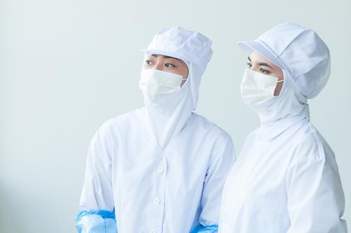 マスク工場
